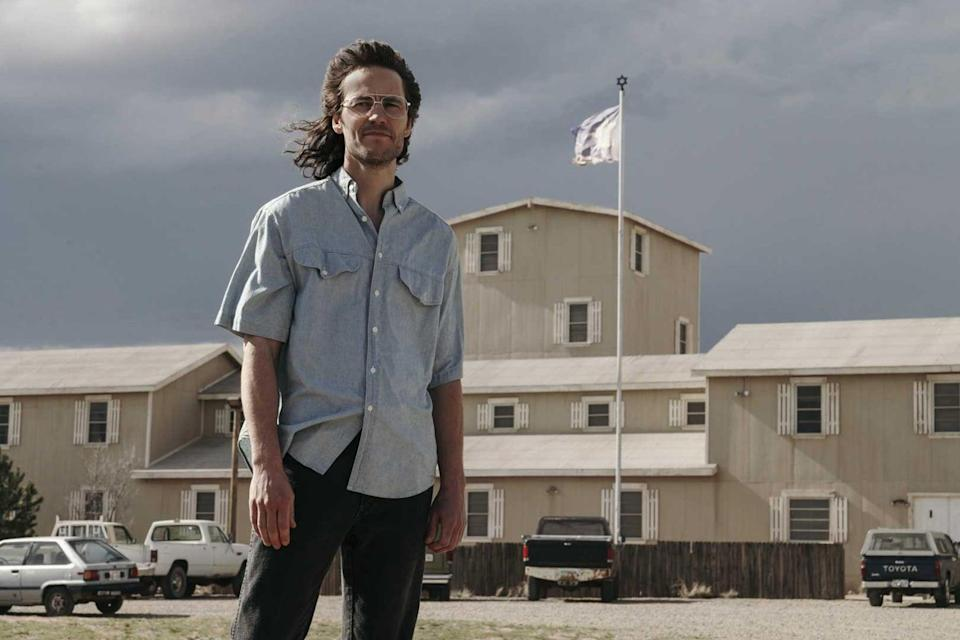 """<p><strong>Waco</strong> is a compelling miniseries that tells the incredible true story of the 1993 Waco siege at the infamous Mount Carmel compound, where David Koresh (who claimed to be the final prophet of the Branch Davidians) took over as the sect's leader in the 1980s. Though David Koresh and Joe Exotic probably wouldn't see eye to eye on too many matters, they'd likely both agree that a man is only as powerful as his mullet. </p> <p>Watch <a href=""""http://www.netflix.com/title/80228244"""" class=""""link rapid-noclick-resp"""" rel=""""nofollow noopener"""" target=""""_blank"""" data-ylk=""""slk:Waco""""><strong>Waco</strong></a> on Netflix now.</p>"""
