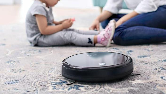 The Eufy 11S is the best affordable robot vacuum--and you won't believe its Prime Day price