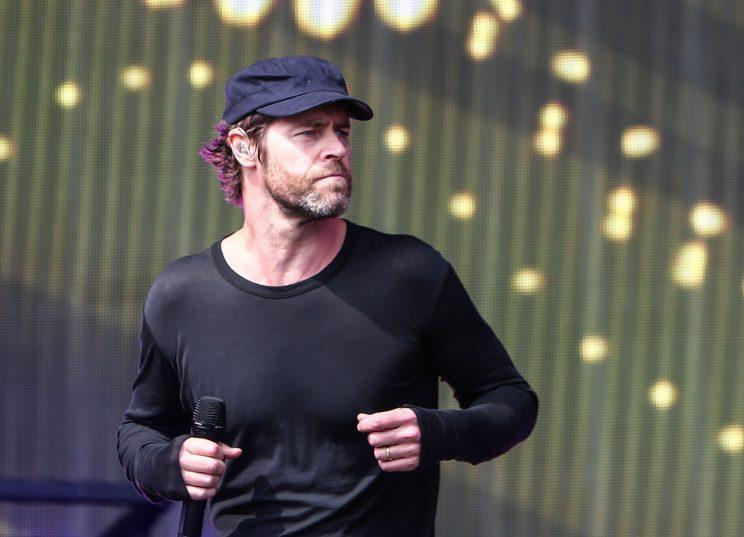 Take That star Howard Donald has become a dad for the fourth time (Mario Mitsis/WENN.com)