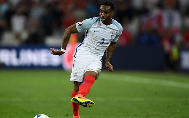 Is Dan the man? Danny Rose is determined to claim a place in England's World Cup squad