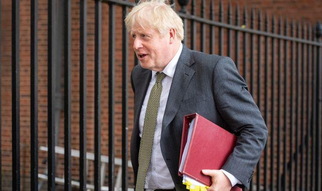 Who will be the new TV face of Boris Johnson's government?