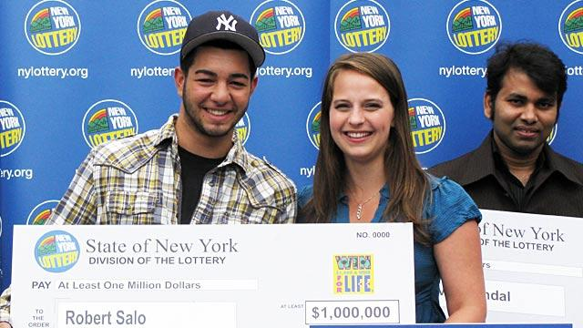High School Senior Wins $1,000 a Week for Life Lottery