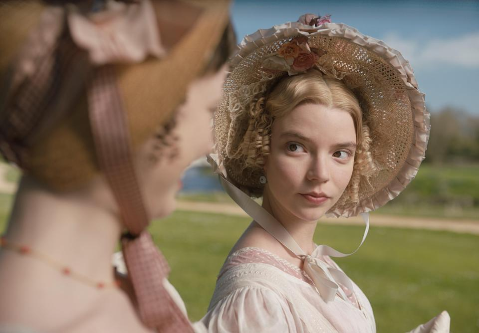 A modern spin on Austen's talePUBLICITY PICTURE