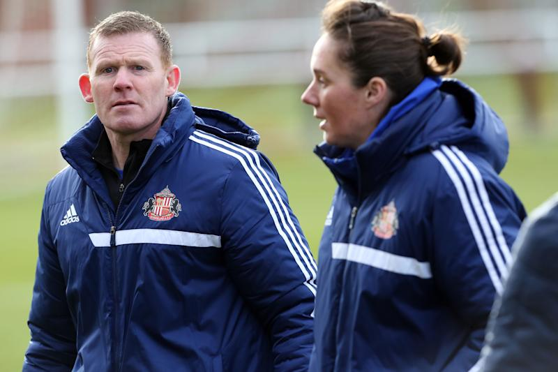 Mick Mulhern worked as head coach of Sunderland Ladies for 15 years, bringing through eight of the current Lionesses