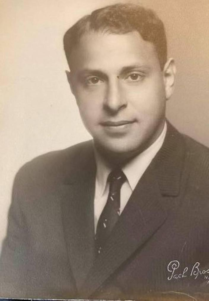 Paul Levine, in an undated photo, was a globe-trotting executive for paper-mill companies and worked under New York Mayor John Lindsay in the 1970s. A Kendall resident, he died on Sept. 2, 2021, at the age of 87.