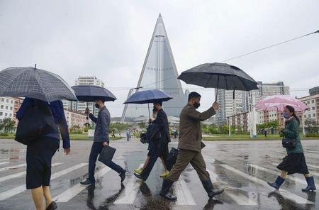 North Korea lifts lockdown in border town after suspected COVID-19 case 'inconclusive'