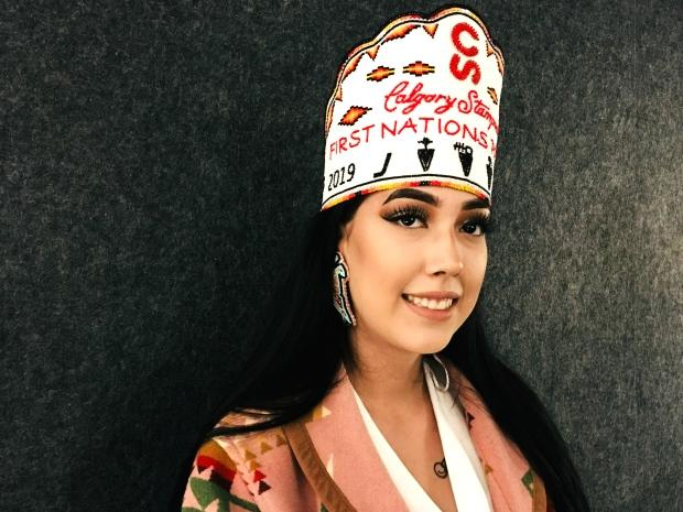 Calgary Stampede S 2019 First Nations Princess Wants To