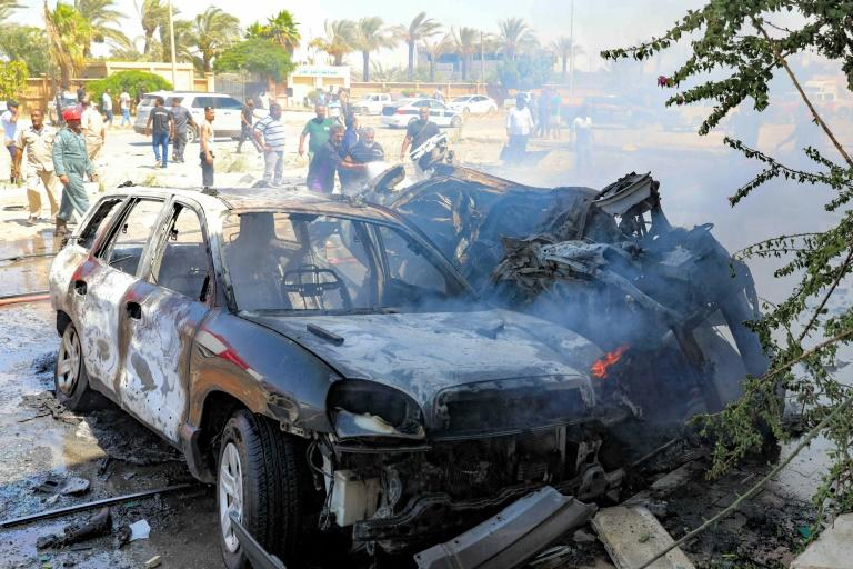 Benghazi, the cradle of the NATO-backed 2011 uprising that overthrew and killed dictator Moamer Kadhafi, has seen repeated attacks before and since