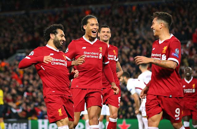 Real Madrid could meet its match, in the form of Liverpool, in the 2018 Champions League final. (Getty)