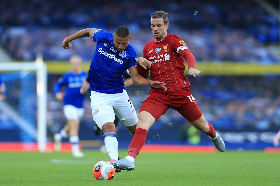 The fixture glut stemming from the coronavirus pandemic might hurt Premier League powers like Liverpool and help teams like Everton who are chasing European spots. (Photo by Simon Stacpoole/Offside/Offside via Getty Images)
