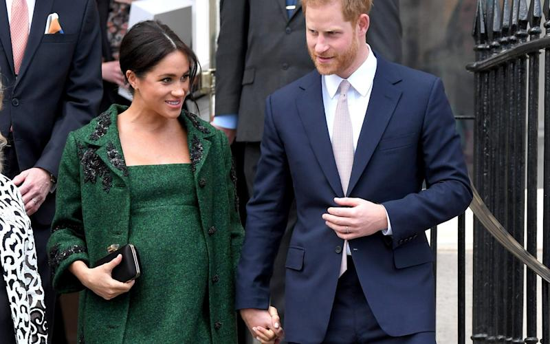 The Duke and Duchess are forward-thinking royals and may choose a name that surprises everyone - WireImage