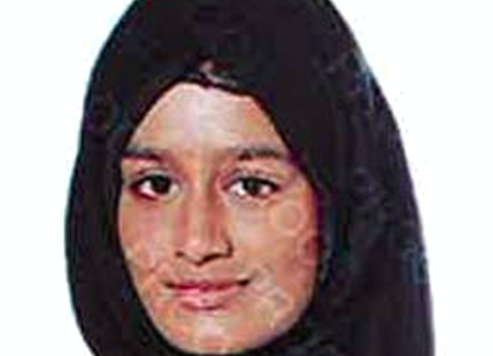 Ms Begum fled the UK to join IS in Syria (Picture: PA)