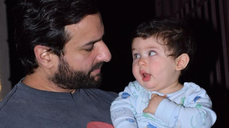 Phew! Paparazzi Has Not Been Banned by Saif and Kareena Kapoor From Clicking Taimur Ali Khan's Pics