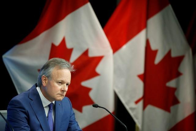 Bank of Canada Governor Stephen Poloz listens to a question during a news conference in Ottawa, Ontario, Canada, July 11, 2018. REUTERS/Chris Wattie