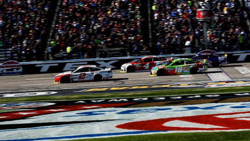 NASCAR at Texas: Vegas odds, key stats, sleepers, fantasy drivers to watch