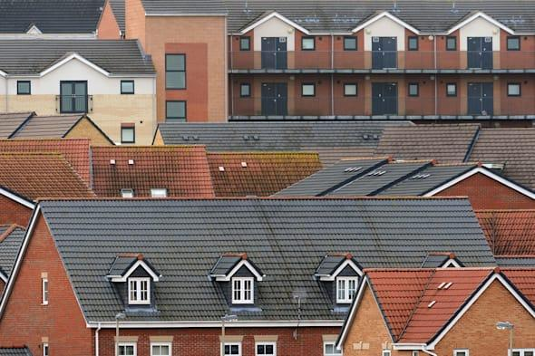 File photo dated 22/01/2014 of a general view of residential houses and flats, as confidence in the housing market is growing, assisted by Government-backed initiatives such as Help to Buy, according to newly published research. PRESS ASSOCIATION Photo. Issue date: Monday January 27, 2014. The scheme is particularly popular with young people, the study found. See PA story ECONOMY Housing. Photo credit should read: Joe Giddens/PA Wire