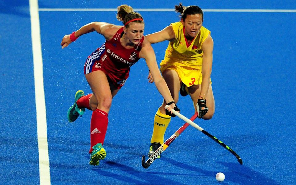 Lily Owsley has impressed Great Britain coach Mark Hager - PA