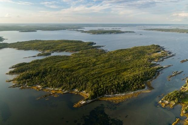 Lighthouse Links wants to buy Crown land known as Owls Head provincial park to use as part of a proposed golf development. (Submitted by Nick Hawkins and Nicolas Winkler - image credit)