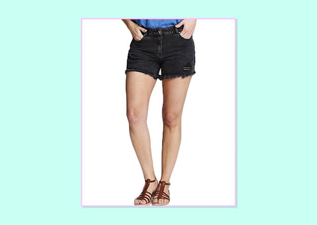 "<p>$41, <a href=""https://www.simplybe.com/en-us/products/fern-distressed-denim-shorts/p/FH436#&mainSearch=true&outletSearch=false"" rel=""nofollow noopener"" target=""_blank"" data-ylk=""slk:Simply Be"" class=""link rapid-noclick-resp"">Simply Be</a> </p>"
