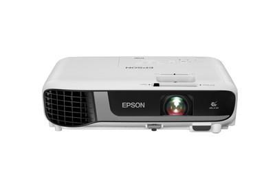 The new projectors are optimized for hybrid and corporate workspaces, and when the work is done, users can shift to life-size streaming and gaming fun. (PRNewsfoto/Epson America, Inc.)