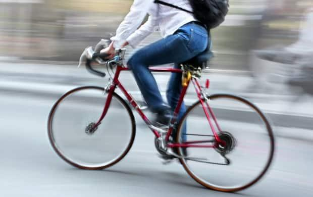 The City of Regina says the new lanes will be monitored over the remainder of 2021 and into 2022 before a decision is made whether or not to install more advisory bike lanes. (blurAZ/Shutterstock - image credit)