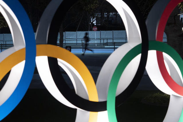 The Beijing Winter Olympic Games are scheduled to open on Feb. 4, 2022. (AP)