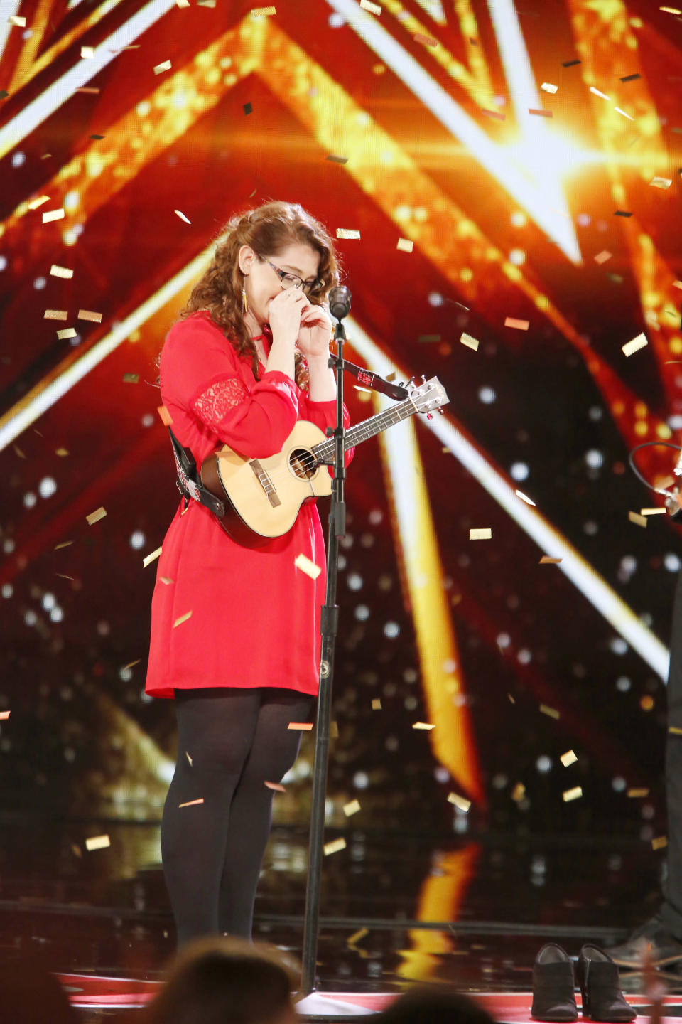 Mandy Harvey Once Again Blows Americas Got Talent Judges Away. Wow! - The Hollywood Gossip