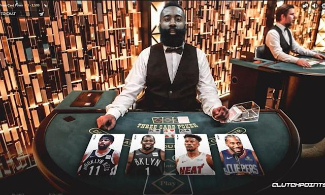 James Harden Reacts To Insane 'NBA Shuffle' In Free Agency