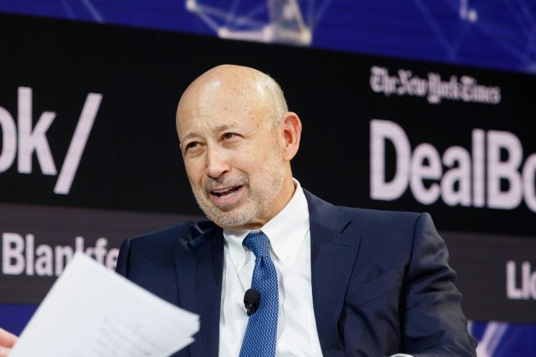 Lloyd Blankfein met with fugitive financier Jho Low in 2013