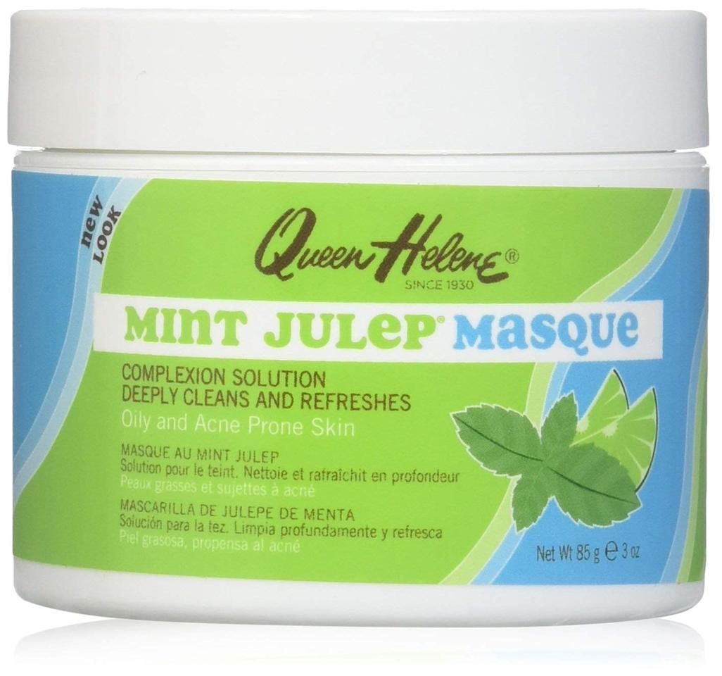 """<p>You should always keep a tub of <a href=""""https://www.popsugar.com/buy/Queen-Helene-Mint-Julep-Masque-480636?p_name=Queen%20Helene%20Mint%20Julep%20Masque&retailer=amazon.com&pid=480636&price=9&evar1=bella%3Auk&evar9=46504039&evar98=https%3A%2F%2Fwww.popsugar.com%2Fbeauty%2Fphoto-gallery%2F46504039%2Fimage%2F46504147%2FQueen-Helene-Mint-Julep-Masque&list1=beauty%20products%2Cdrugstore%20beauty%2Cskin%20care&prop13=api&pdata=1"""" rel=""""nofollow"""" data-shoppable-link=""""1"""" target=""""_blank"""" class=""""ga-track"""" data-ga-category=""""Related"""" data-ga-label=""""https://www.amazon.com/Queen-Helene-Julep-Masque-Ounce/dp/B003JMYAAW/ref=sr_1_6?crid=HJL1030AROF3&amp;keywords=queen%2Bhelene%2Bmint%2Bjulep%2Bmasque&amp;qid=1565903737&amp;s=gateway&amp;sprefix=queen%2Bhelene%2B%2Caps%2C140&amp;sr=8-6&amp;th=1"""" data-ga-action=""""In-Line Links"""">Queen Helene Mint Julep Masque</a> ($9) in your bathroom to clear up excess oil and breakouts. Acne is no match for this bright green mask.</p>"""