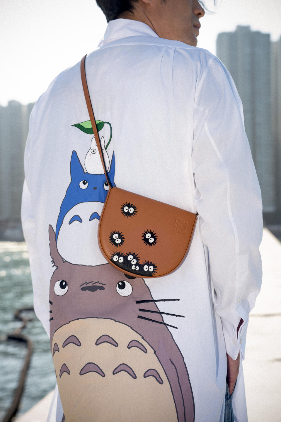 Wong Chun in My Neighbour Totoro collection. (PHOTO: Loewe)