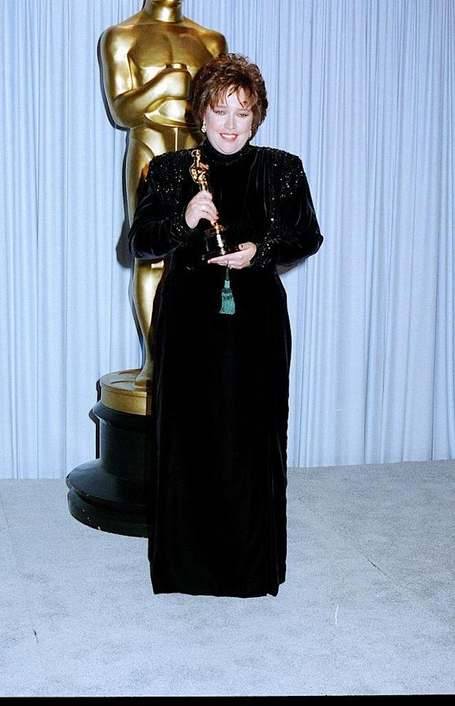 Kathy Bates won the Oscar for best actress in 1991. (Photo: The LIFE Picture Collection via Getty Images)