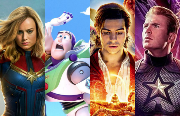 Disney Tightens Grip on 2019 Box Office as Other Franchises Struggle