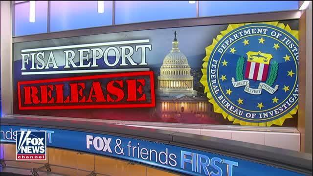 Will IG report on possible FISA abuse clear James Comey?