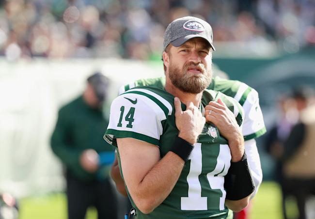 sale retailer e3f77 1dfc3 Ryan Fitzpatrick ripped entire Jets management after coming ...