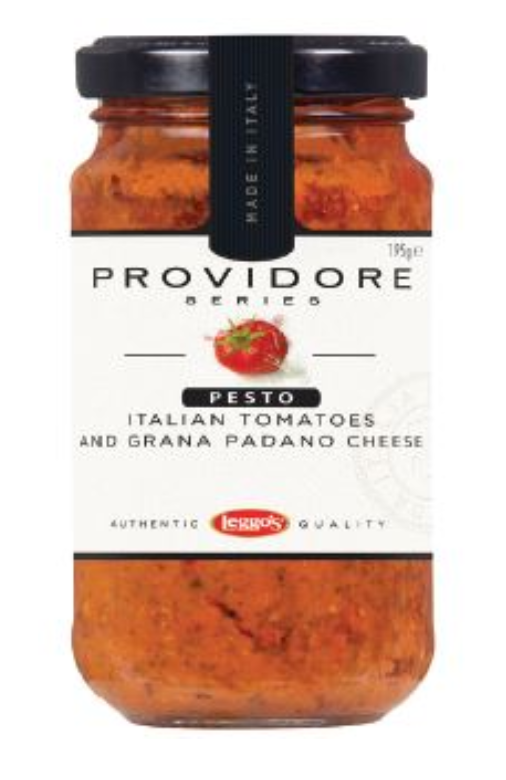 Woolworths Providore Italian Tomatoes and Grana Padano Cheese Pesto has also been recalled for the same reason. Source: www.foodstandards.gov.au
