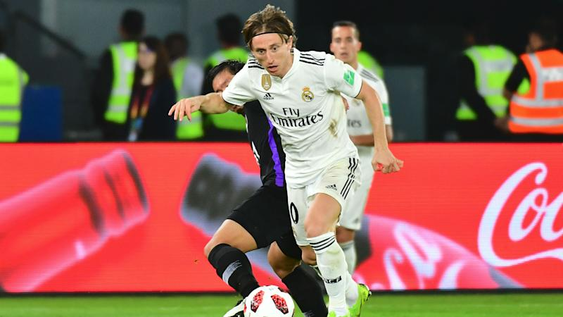 Modric outlines wish to end playing career with Real Madrid