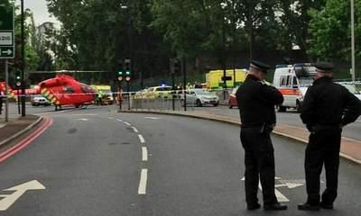 Woolwich 'Shooting Incident': Police At Scene