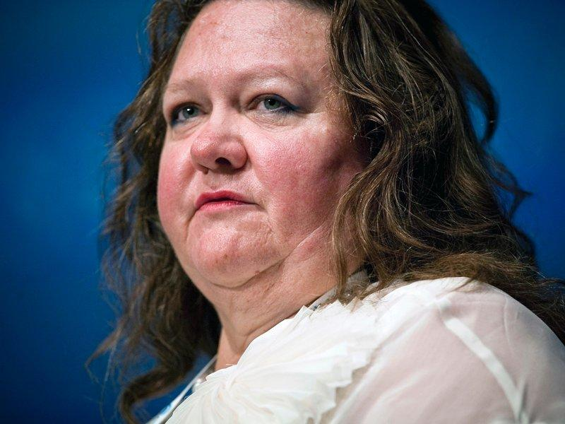 Rinehart backs Ten capital raising