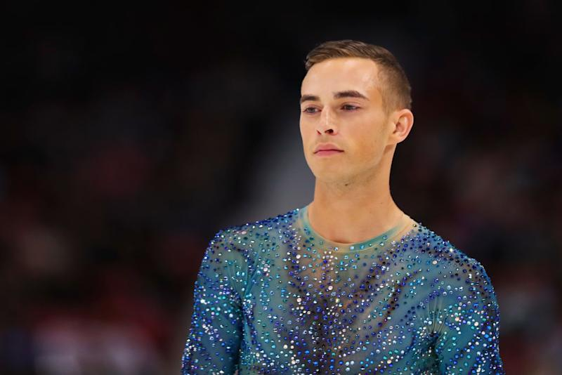 Openly gay Olympic figure skater Adam Rippon says he won't visit the White House