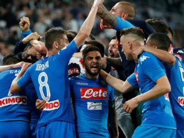 Senegalese defender Kalidou Koulibaly's stunning last-gasp goal kept Napoli's title hopes alive with a 1-0 win at Juventus on Sunday closing the gap to just one point on the Serie A champions.