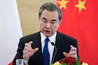"""China's Foreign Minister Wang Yi has warned there will be """"no winner"""" in any war over North Korea"""