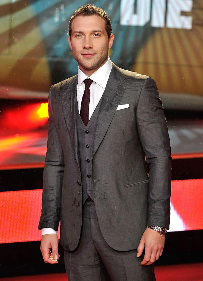 Jai Courtney attends the UK Premiere of 'A Good Day To Die Hard' at Empire Leicester Square on February 7, 2013 in London, England.  (Photo by Gareth Cattermole/Getty Images)