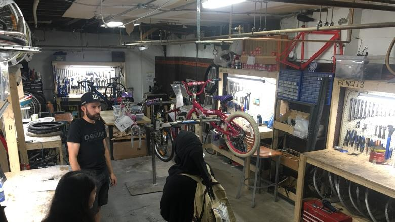 Bike Windsor Essex evicted from downtown location