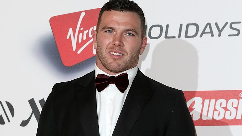 Keegan Hirst, pictured here at the Attitude Magazine Awards in 2015.