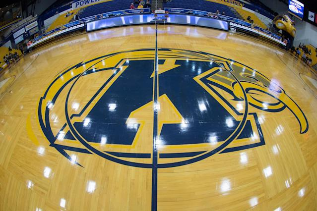 Kalin Bennett signed a letter of intent to play for Kent State, a milestone signing. (Getty Images)