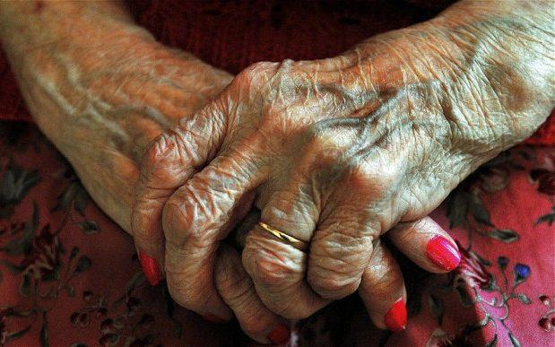Some councils are spending less than £2.50 an hour on care - Credit: John Stillwell