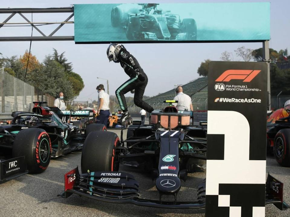 Bottas holt Pole Position in Portimao - Hamilton vor Verstappen