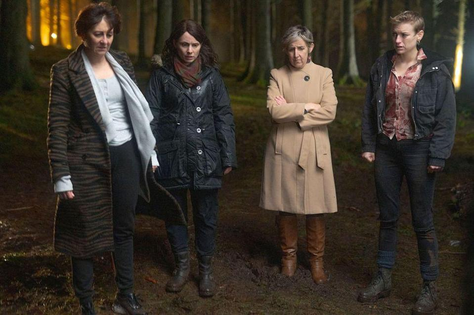 <p><strong>Catch up now on BBC iPlayer</strong></p><p>A brand new shocking crime thriller landed on screens last week and everyone's been calling it 'the Welsh Big Little Lies' with its similar 'whodunnit' vibes — a body in the woods, a group of friends with dark secrets...</p><p>The official synopsis reads: 'When a young brewery boss is found dead, a chain of events is triggered that draws four of his employees – Anna, Nancy, Louie, and Cat – into a fragile pact of silence, bound by a secret that will change their lives forever.<br></p>