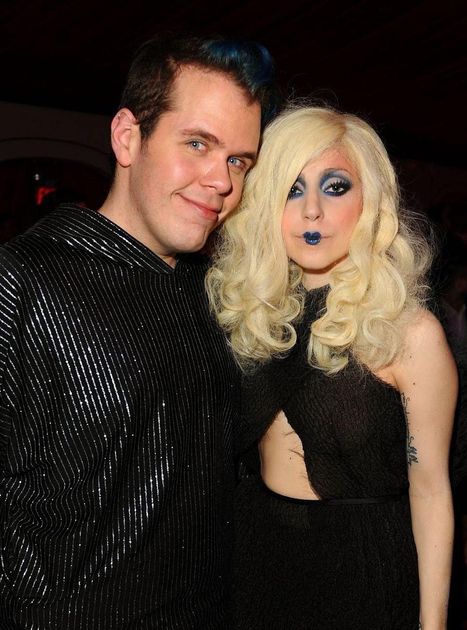 """<p>Lady Gaga and celebrity blogger Perez Hilton started out as good friends in the early 2000's, but had an intense falling-out in 2011, when Perez interviewed Gaga during a cooking segment. Reportedly, <a href=""""https://www.latimes.com/entertainment/la-xpm-2013-nov-12-la-et-mg-lady-gaga-perez-hilton-feud-howard-stern-20131112-story.html"""" rel=""""nofollow noopener"""" target=""""_blank"""" data-ylk=""""slk:Gaga felt &quot;betrayed&quot;"""" class=""""link rapid-noclick-resp"""">Gaga felt """"betrayed""""</a> when Perez started asking her """"really terrible questions"""" and """"being very negative about 'Born This Way.'"""" Their feud only escalated in the coming years, with the two continuously exchanging insults and attacks on social media.</p><p><strong>RELATED: </strong><a href=""""https://www.goodhousekeeping.com/life/entertainment/a25737162/how-did-lady-gaga-get-her-name/"""" rel=""""nofollow noopener"""" target=""""_blank"""" data-ylk=""""slk:How Lady Gaga Got Her Name and Why She Doesn't Use Her Real One"""" class=""""link rapid-noclick-resp"""">How Lady Gaga Got Her Name and Why She Doesn't Use Her Real One</a></p>"""
